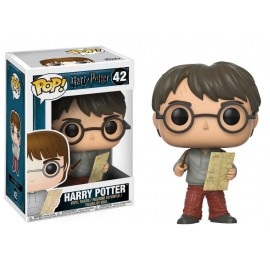 Pop!Harry Potter with Marauders Map