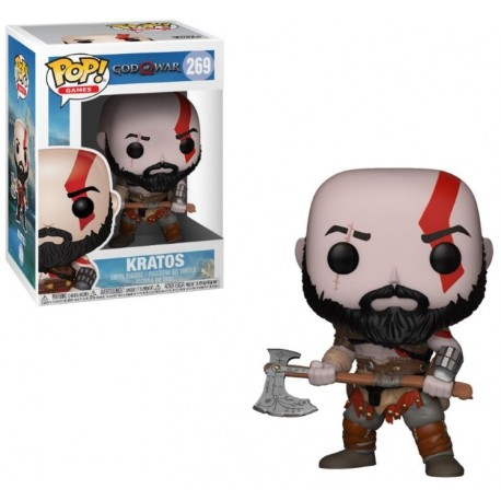 Pop!Games:God of War-Kratos