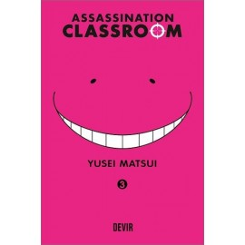 Assassination Classroom 03 PT