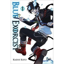 Blue Exorcist 01 PT