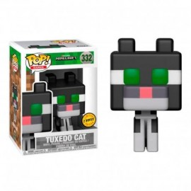 Pop!Minecraft Tuxedo Cat Chase