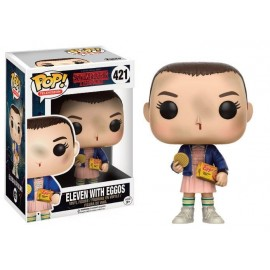 Pop!Stanger Things Eleven with Eggos