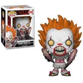 Pop!IT Pennywise with Spider Legs