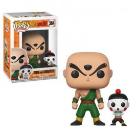 Pop!Dragon Ball Tien and Chiaotzu