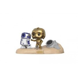 Pop!Movie Moments Star Wars R2-D2 C-3PO