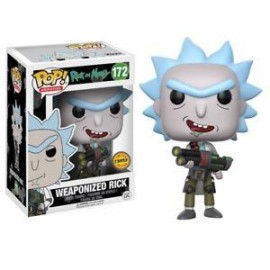 Pop!Weaponized Rick Chase