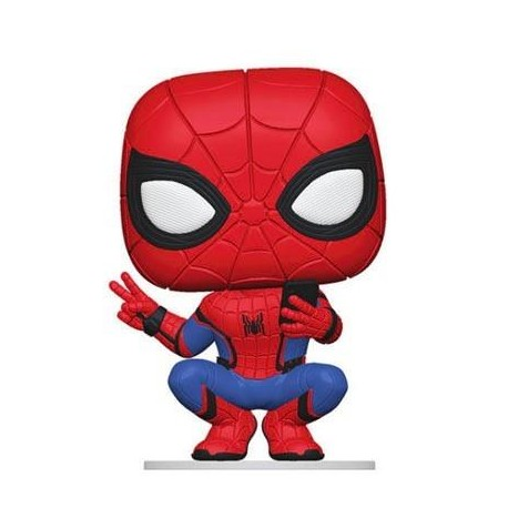 Pop!Marvel:Far from Home-Hero Suit Spider-Man