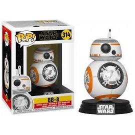 Pop!Star Wars The Rise of Skywalker BB-8