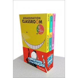 Pack Assassination Classroom 1- 2- 3