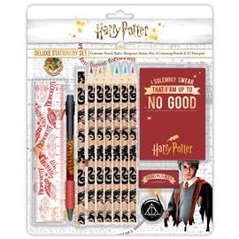 Harry Potter Stationery deluxe Set