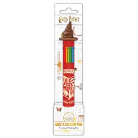 Harry Potter Sorting Hat 8 multicolor pen