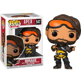 Pop!Games:Apex - Mirage