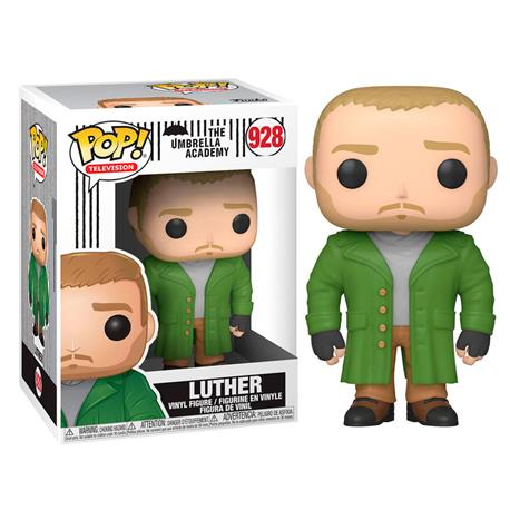 Pop!Television:The Umbrela Academy-Luther