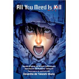 All You Need Is Kill - Duplo