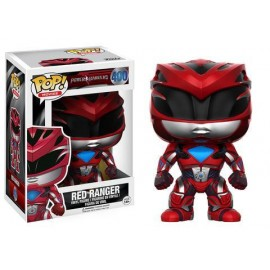 Pop!Vinyl Power Rangers Rede Ranger