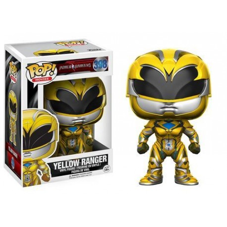 Pop!Vinyl Power Rangers Yellow Ranger