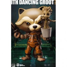 Guardians Of The Galaxy Rocket With Groot