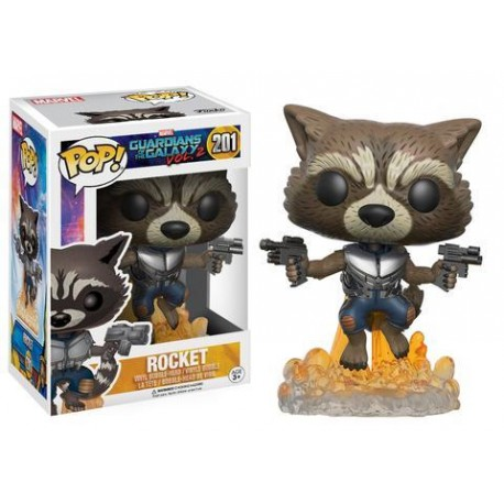 Pop!Bobble Guardians Of The Galaxy Rocket