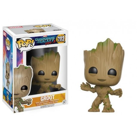 Pop! Bobble Guardians Galaxy Groot