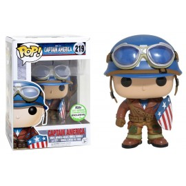 Pop!Bobble WWII Captain America