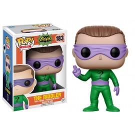 Pop! Vinil DC Batmam The Riddler